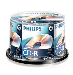 CD-R GRAVABLE PHILIPS BOBINA 50U