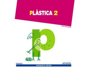 Plàstica/15 PRIMÀRIA 2 Anaya Text 9788467876840