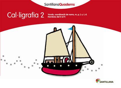 CAL.LIGRAFIA PAUTA 02 VOCALS,PM 1r PRIMÀRIA Grup Promotor Quad. 9788468013602