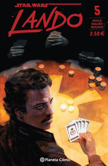 Star Wars Lando nº 05/05