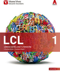 LENGUA CASTELLANA Y LITERATURA LCL 1r ESO Vicens Vives 9788468232492
