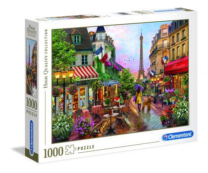 Puzzle Clementoni Flores en París