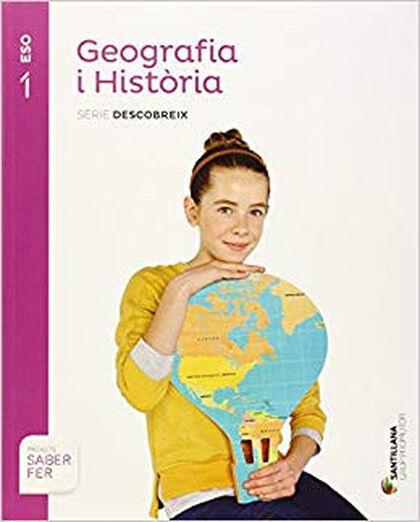 Geografia i història/Descobreix/15 ESO 1 Grup Promotor Text 9788490475324