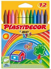 Plastidecor - Caja 12 colores