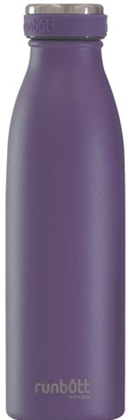 Botella Termo Runbott City Violeta 500 ml