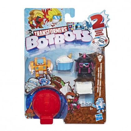 Bolsa sorpresa Transformers Botbots 5U