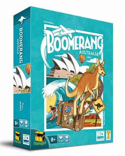 Boomerang: Australia SD Games