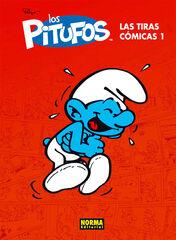 Pitufos. Las tiras cómicas 1, Los