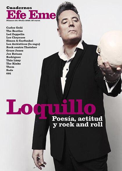 Loquillo. Poesía  actitud y rock and roll