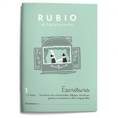 RUBIO E Escritura 01/21 9788417427528