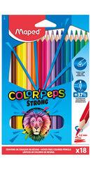 Llapis de colors Maped Color Peps Strong 18 Colors
