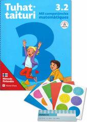 Matemàtiques 3-2+Est/Tuhattaituri PRIMÀRIA 3 Vicens Vives 9788468268774