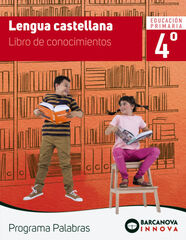 Castellà/Llibre/Palabras PRIMÀRIA 4 Barcanova Text 9788448947286