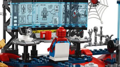 LEGO Star wars Ataque a la Guarida Arácnida (76175)