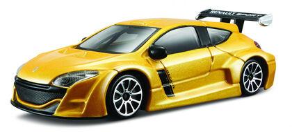 Vehículo en miniatura Burago Renault Megane Réplica 01:43