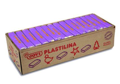 Plastilina Jovi  350 gr Lila