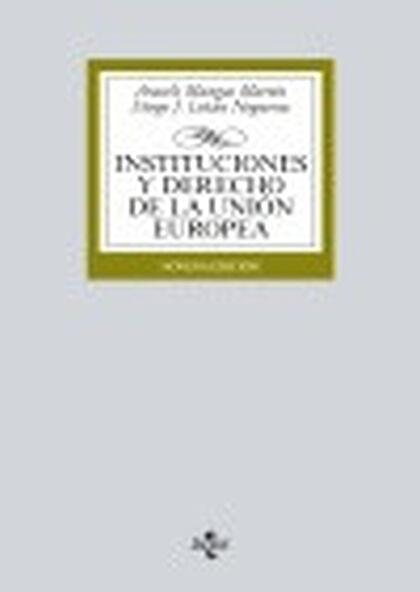Instituciones y Derecho de la Unión Euro