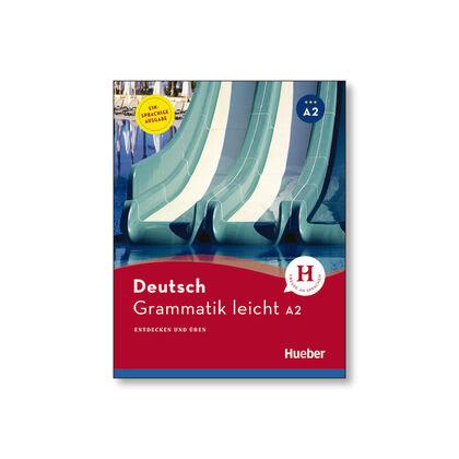 DT. GRAMMATIK LEICHT A2 (ALEM.) Hueber 9783190617210