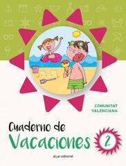 VACACIONES 2º PRIMARIA Algar 9788491420705