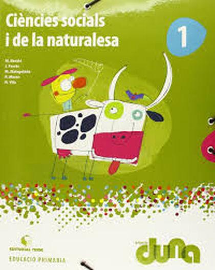 SOCIALS NATURALS DUNA 1r PRIMÀRIA Teide Text 9788430714544