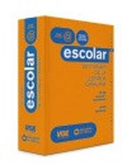 Diccionari escolar Llengua Catalana Vox 9788499742830
