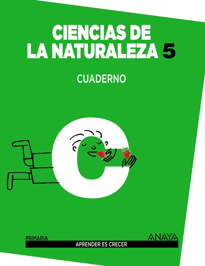 Naturaleza-cuaderno/14 PRIMÀRIA 5 Anaya Text 9788467849851