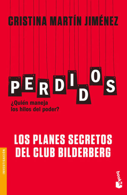 Perdidos. Los planes secretos del Club B