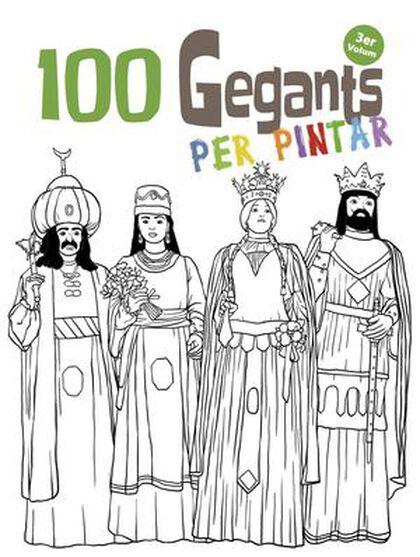 100 Gegants per pintar. Volum 3