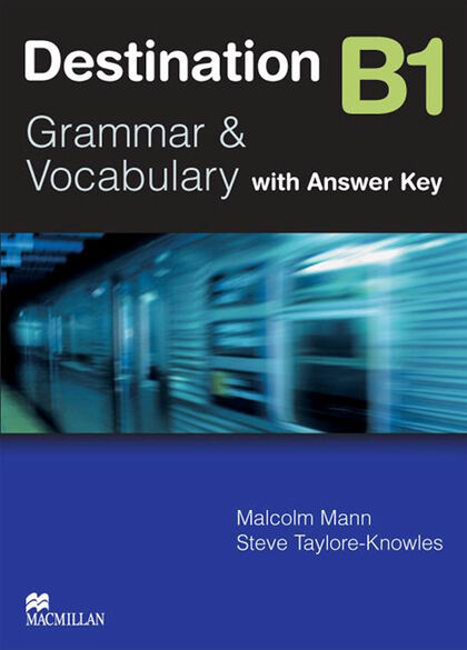 MCM Destination Grammar&Vocabulary B1/+k Macmillan Internac. 9780230035362