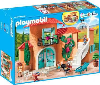 Playmobil Family Fun Chalet