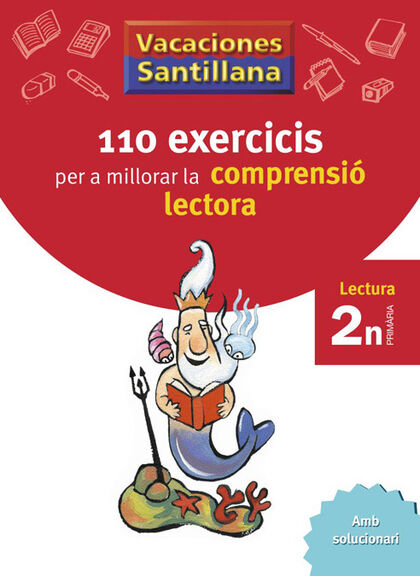 VACANCES COMPRENSIÓ LECTORA 2n PRIMÀRIA Voramar Vacances 9788498073768