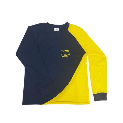 Camiseta técnica manga larga Fundació Llor S