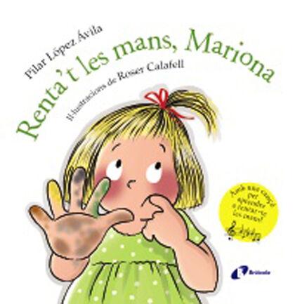 Renta't les mans  Mariona!