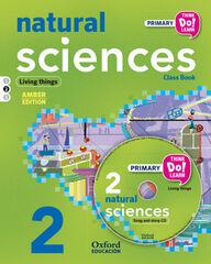 Think Natural Science/M2 Pack PRIMÀRIA 2 Oxford 9788467396294