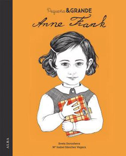 Pequeña y grande Anne Frank