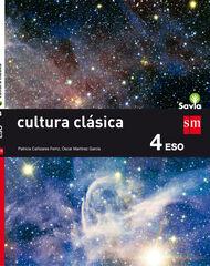 Cultura clásica II/Savia/16 ESO 4 SM 9788467587036
