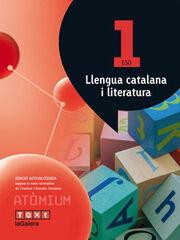 Català/Atòmium ESO 1 Text 9788441223899