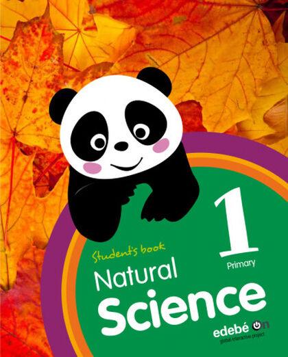 Natural Science PRIMÀRIA 1 Edebé 9788468322919