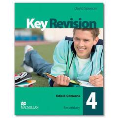 KEY REVISION CATALAN 4RT ESO Macmillan 9780230024083