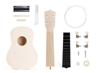 Kit Ukelele - Do it Yourself Kikkerland