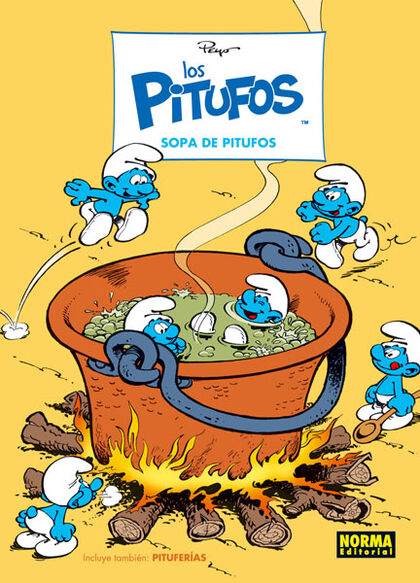 Sopa de Pitufos