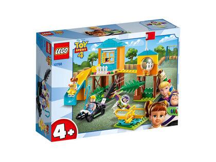 LEGO Juniors Toy Story Parque de juegos (10768)