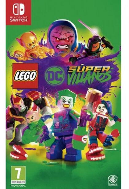SWI LEGO DC SUPER-VILLANOS