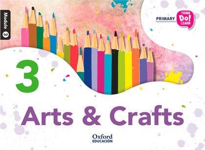 Think Arts/Mod 3 PRIMÀRIA 3 Oxford 9788467382785