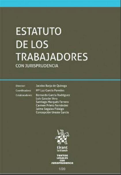 Estatuto de los trabajadores con Jurispr