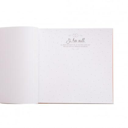 Álbum de fotos Mr.Wonderful No oficial Noces