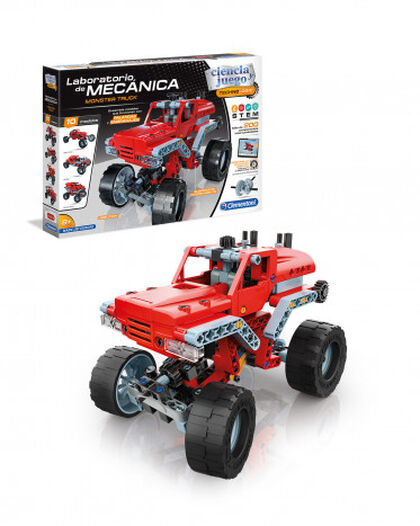 Juego mecánica Clementoni Monster Truck