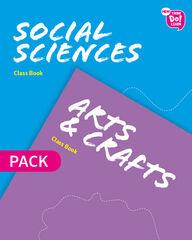 THINK DO LEARN SOCIAL+ARTS (M2) 5 CLASS BOOK PK Oxford 9780190526238