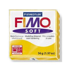FIMO SOFT AMARILLO GIRASOL 57gr