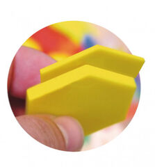 Formas geométricas Bloques lógicos
